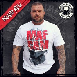 "Shirt Mafia and Crime ""MAF CRM"""