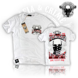 "Shirt Mafia and Crime ""LA FAMILIA LOYALITÄT"""