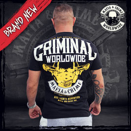 "Shirt Mafia and Crime ""Criminal Worldwide 1312 Bad Energy"""