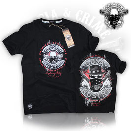 "Shirt Mafia and Crime ""COSA NOSTRA"""