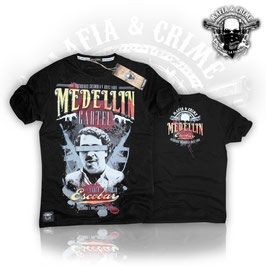 "Shirt Mafia and Crime ""MEDELLIN CARTEL"""