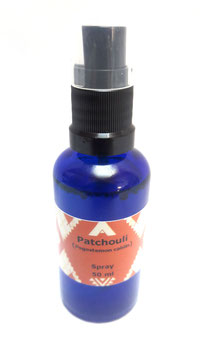 Patchouli Spray 50ml (Pogostemon cablin)
