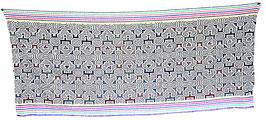 Handgefertigtes Shipibo Tuch Nr. 117 ca. 70x140cm