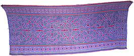 Handgefertigtes Shipibo Tuch Nr. 116 ca. 70x140cm