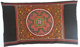 Handgefertigtes Shipibo Tuch Nr. 106 ca. 70x140cm