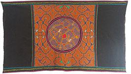 Handgefertigtes Shipibo Tuch Nr. 105 ca. 70x140cm