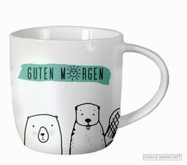 """Tasse Gute Laune """"Guten Morgen"""""""