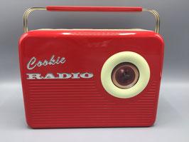 Retro Radio rot