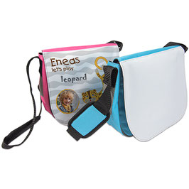 Kindergartentasche mit bedruckter Frontlasche