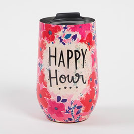 "Thermobecher ""Happy Hour"""