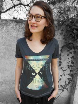 CHRONOS-Shirt girlie