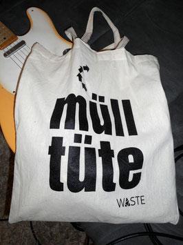 "Hipsterbeutel ""Mülltüte"""