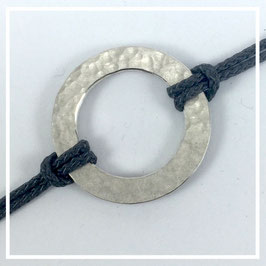 Armband >>MEINS<< 22mm