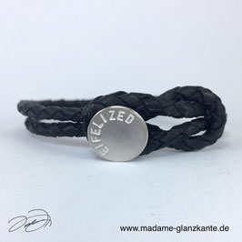 Lederarmband EIFELIZED