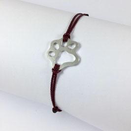 Armband >>Pfote<<