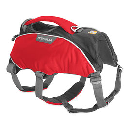 Ruffwear Web Master Pro Harness Red Currant