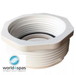 Adapterstück für Whirlpool Pumpenanschluss (verschiedene Größen)