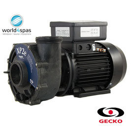 Gecko Aqua-Flo, Flo-Master XP2e  einstufig, 2PS, 2,PS oder 3PS - Massagepumpe Whirlpool