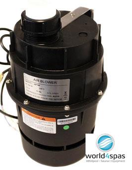 Luftpumpe, Airblower, Luftgebläse für outdoor & indoor Whirlpools LX AP900 V2 (auch in AP700 und AP400 erhältlich)