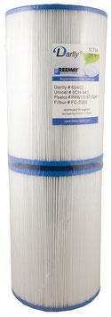 Whirlpoolfilter Darlly SC736 Massagefilter Fonteyn Spas Teil1 - oben