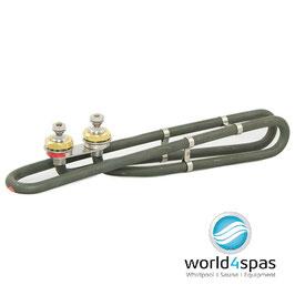 Whirlpool Heizstab/Heizungsregister universal, lang, von Hydroquip