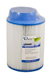 Filter Darlly SC760 Whirlpoolfilter Softtub