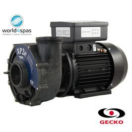 Gecko Aqua-Flo, Flo-Master XP 1,5PS 2stfg; 2PS 2stfg oder 2,5PS 2stfg - Massagepumpe Whirlpool 2stufig