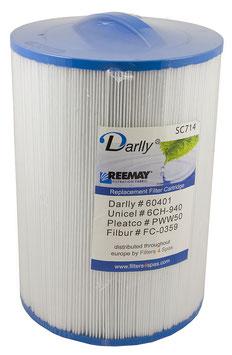 Filter Darlly SC714/Whirlpoolfilter - Sunbelt Spas