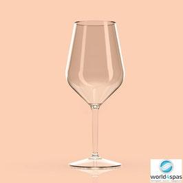 """Weinglas """"Lady Abigail"""" aus Kunststoff für Whirlpool"""