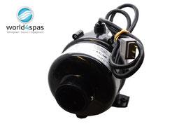 CG Luftpumpe, Airblower, Luftgebläse für outdoor/indoor Whirlpool 900 Watt (wahlweise mit oder ohne Heizung)