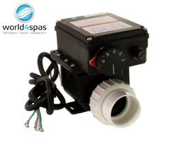 Whirlpoolheizung LX 2KW oder 3KW mit Thermoregulator