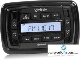 Sondsystem Infinity PRV-250 mit Bluetooth
