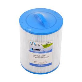 Filter Darlly SC809/Whirlpoolfilter - Wellis, Fonteyn, Sunrise Spas und andere