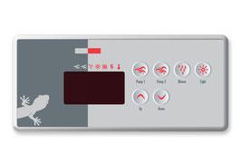 Gecko Bedienfeld TSC-35 (K35) für Gecko S-Klasse