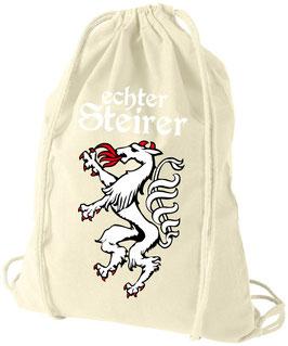Steirer Rucksack/Turnbeutel Steiermark Panther