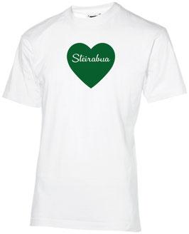 Steirabua Herz T-Shirt - Steiermark