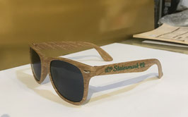 Sonnenbrille Steiermark Holzoptik