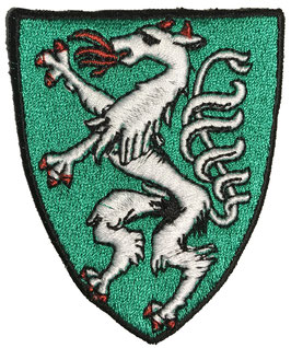 Aufnäher Wappen Steiermark Panther