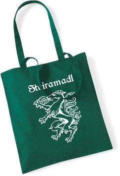 Steiramadl - Steirabua BAUMWOLLTASCHE - mit Steiermark Panther