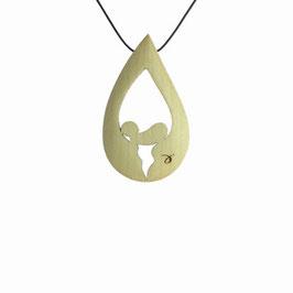 1H101-4A Halskette Baby