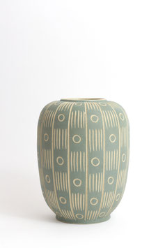 Carl Fischer, egg vase CF007