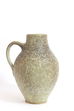 PGH, handled vase PGH002