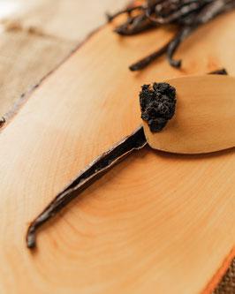 5 Stück Bourbon Vanilleschoten 16 bis 18 cm - (mindestens: 18 g)