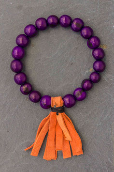 Bracelet tabay violet