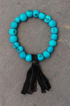 Bracelet tabay bleu