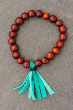 Bracelet tabay marron