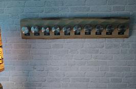 Gewürzregal: Gewürzhalter aus Holz & magnetisch