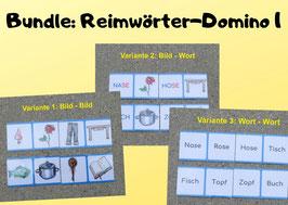 Bundle: Reimwörter-Dominos