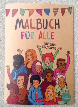 Malbuch für alle