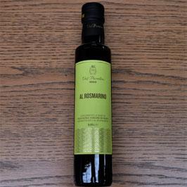 Huile d'olive romarin